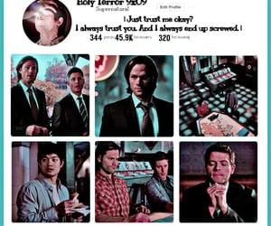 edit, supernatural, and instagram edit image