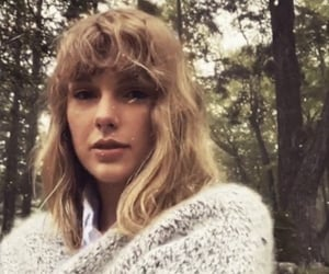 cardigan, forest, and music video image