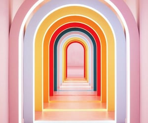 aesthetic, architecture, and bright image