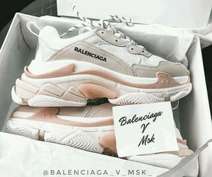 Balenciaga, brand, and shoes image