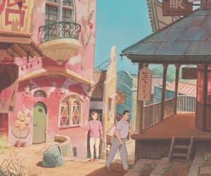 anime, studio ghibli, and pretty image