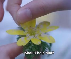 asia, flower, and Korean Drama image