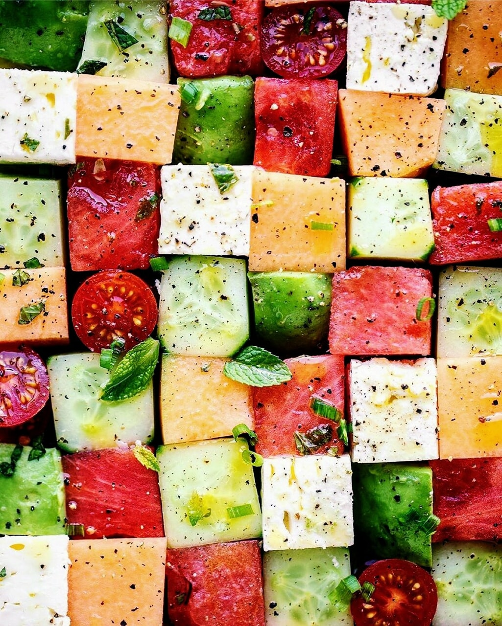 colors, delicious, and fit image