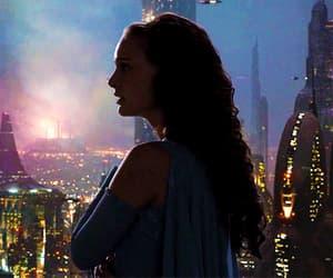 film, star wars, and padme amidala image