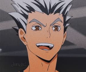 anime, haikyuu, and anime boy image