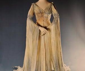 antique, romantic, and dress image