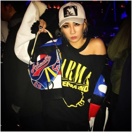 Christian Dior, fashion, and CL image