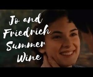 henry david thoreau, summer wine, and little women movie image