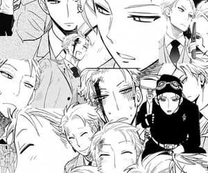 lloyd, spy x family, and loid image