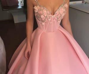 dress, look, and princess image