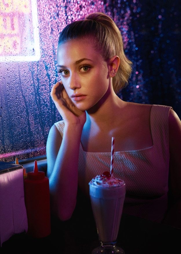 fan, riverdale, and bettycooper image