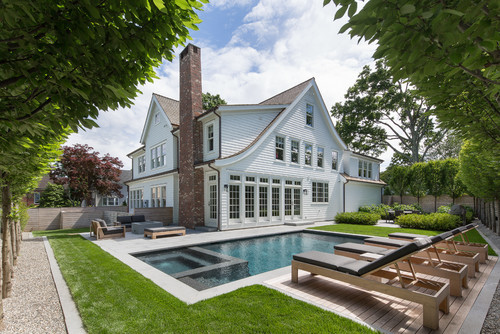 luxury patio pool image