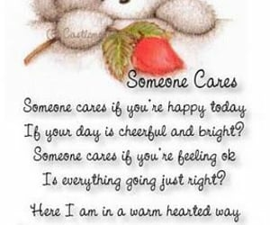 care, cute, and love image