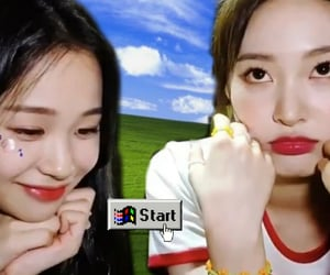 edit, lq, and kpop girls image