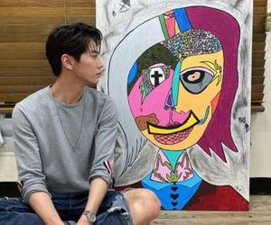 art, ukiss, and lee junyoung image