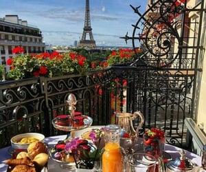food and paris image