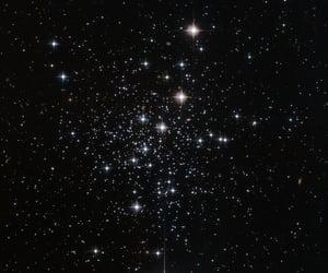 dark, sky, and galaxy image