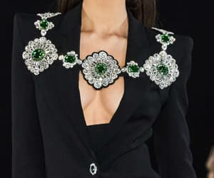 accessories, details, and runway image