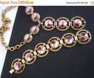 etsy, purple jewelry set, and martini mermaid image