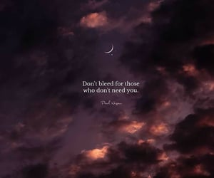 bleed, quotes, and deep image