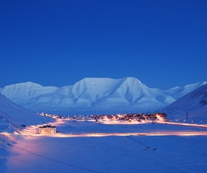 arctic, home, and north image