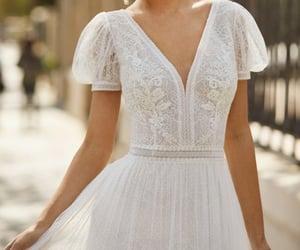 amor, boda, and dress image