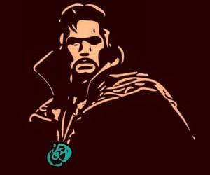 marvel comics, stephen stranger, and Avengers image