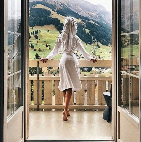 girl, relax, and travel image