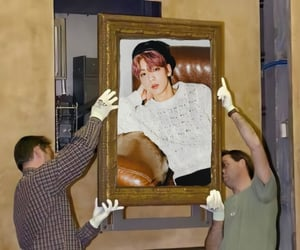 kpop, soobin, and react pic image