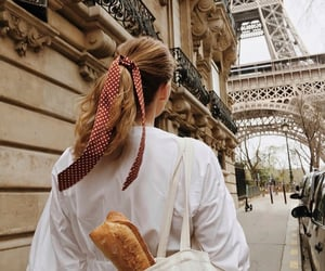 paris, style, and travel image