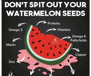 foods, watermelon, and fruit image