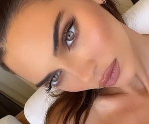 fashion, kendall jenner style, and make up image
