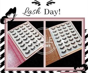 eyelashes, freebie, and facebook image