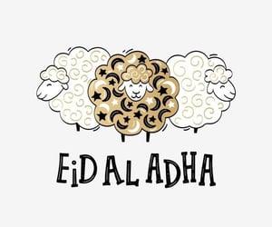 عيد سعيد, عيد مبارك, and عيد الاضحى image