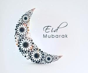 eid mubarak, Algeria, and islam image