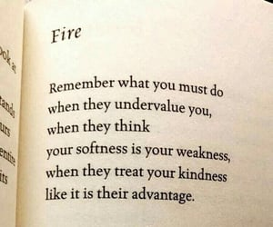 quotes, fire, and wolf image