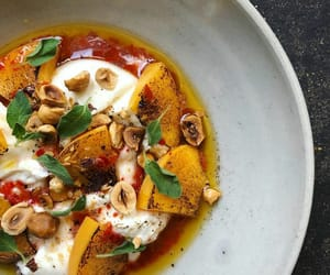 salad, oregano, and vinaigrette image