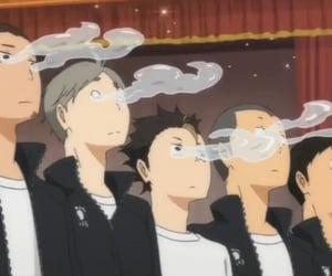 haikyuu!!, asahi azumane, and anime image