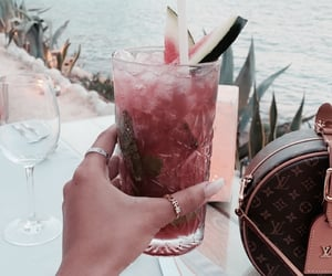 drinks and summer image