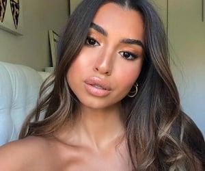 arab, blonde, and makeup image