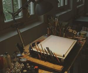 art studio, photography, and art image