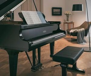 black, instrument, and minimalist image