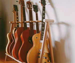 collection, guitar, and indie image