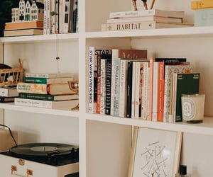 books, decoration, and indie image
