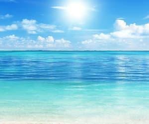 seas, seascapepainting, and seascape image