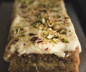 cake, dessert, and lemon image