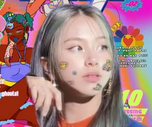 cyber, edit, and Girl Crush image