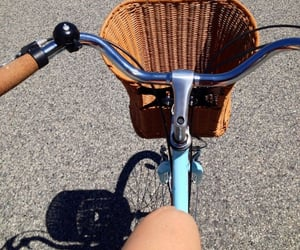 beautiful and Bike ride image