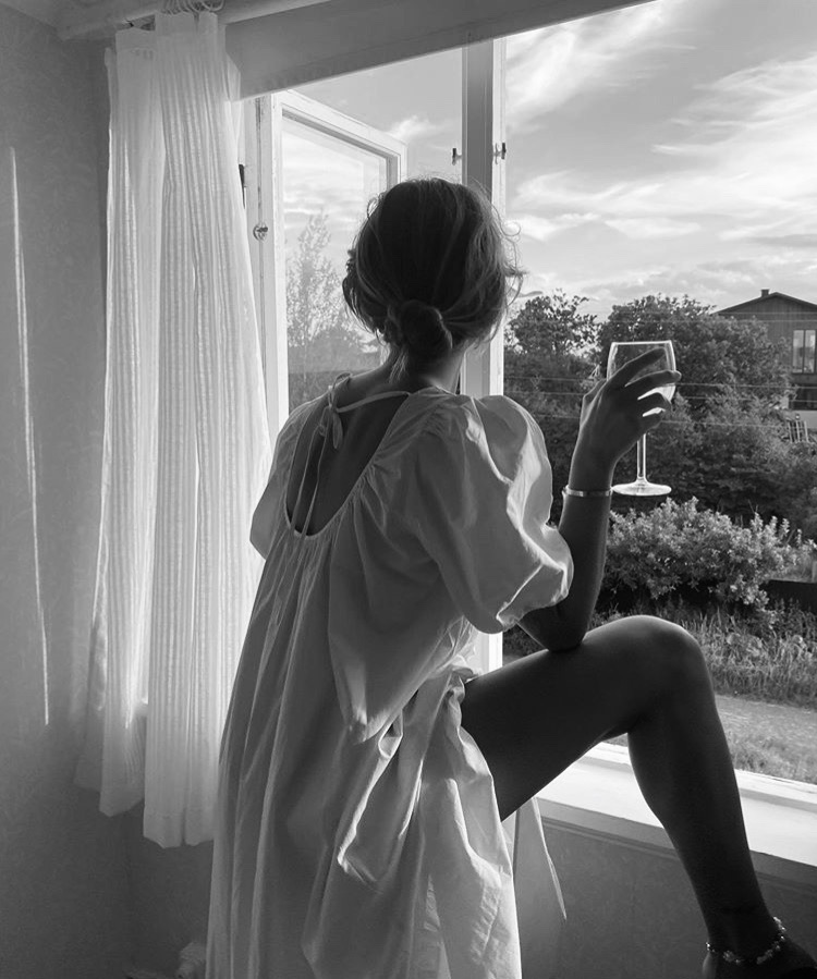 black and white, fashion, and summer image