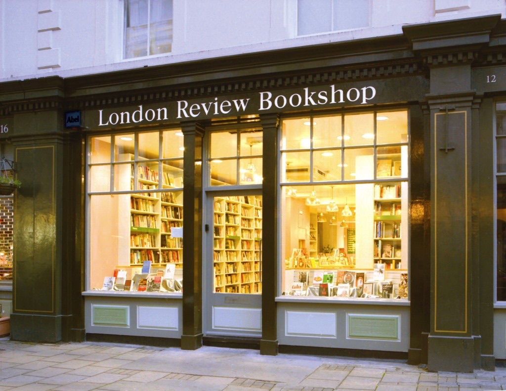 books and london image